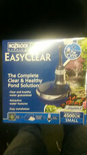 Hozelock Easyclear 4500 Poissons Koi Pond All in One Kit Pompe UV UVC & Filter Media