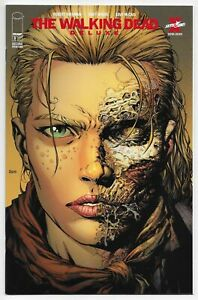 Walking Dead Deluxe #5 | 2nd Printing Variant (Image, 2021) NM