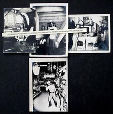 1970s Original Vintage Jimmy Buffett Candid Unpublished Florida Hms Bounty Photo