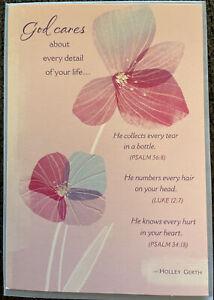 "Hallmark ""Thinking of You"" Greeting Card Religious"