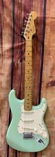 Fender American Standard Strat Stratocaster in Seafoam Green ? w/case from 2000