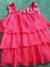 3-4 years girl pink summer top tshirt from h&m