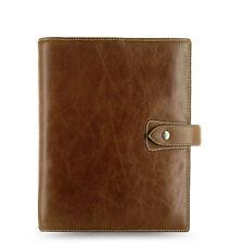 Filofax A5 Size Malden Organiser Planner Diary Ochre Leather - 025847