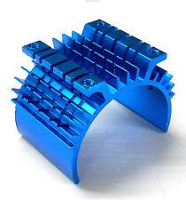 540 550 RC EP Motor Alloy Vented Heatsink Navy Blue Top