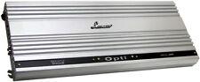Lanzar OPTI500X2 Amplifier Opti 750Wx2 RMS; 2000Watts Max @ 2 Ohms