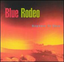 Blue Rodeo - Nowhere to Here [New CD] Manufactured On Demand
