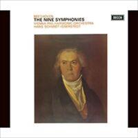 Hans Shmidt-Isserstedt Beethoven the Nine Symphonies JAPAN 5 SACD TOWER RECORDS