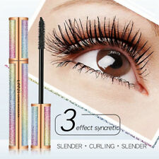 4D Thick Curling Waterproof Sweat-proof Mascara Ladies Charm Long Lasting Makeup