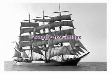 rs0113 - Finnish Sailing Ship - Pamir , built 1905 - photograph