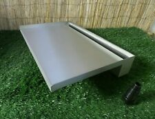 500mm Stainless Steel Waterfall WATER BLADE Cascade 300mm Spout BOTTOM INLET