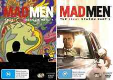 MAD MEN : COMPLETE Season 7 (Part 1 & 2) : NEW DVD