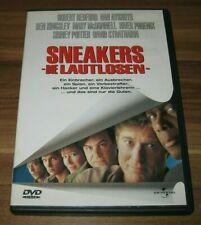 Sneakers - Die Lautlosen (2000) River Phoenix Robert Redford Thriller Klassiker