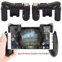 Mobile Phone Gamepad Trigger Fire Button Aim Key L1R1 Shooter Controller PUBG