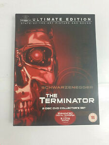 The Terminator Ultimate Edition DVD Video - Used