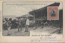 SAN SALVADOR CORRAL DE LA FINCA BUENOS AIRES LOMAS DE SAN JACINTO ED. GONALBO