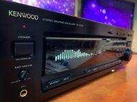 Kenwood GE-7030 Digital Stereo Equalizer **MINT** (US Edition)