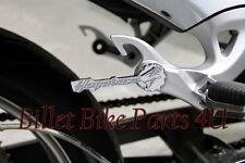 Suzuki Hayabusa Chrome Exhaust Plug Right Hand(120511-001CR)