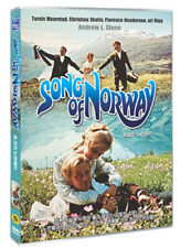 Song of Norway (1970) Florence Henderson, Toralv Maurstad DVD *NEW