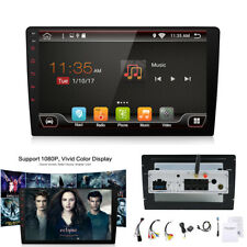"Android 7.1 Car 1 Din 9"" Stereo Head Unit Media Player Handsfree 360° Parking (Fits: Dodge Intrepid)"