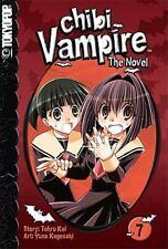 Chibi Vampire: The Novel Volume 7 (Chibi Vampire: The Novel-ExLibrary