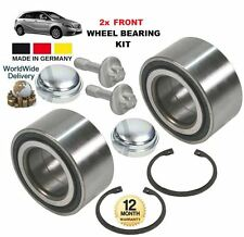 FOR MERCEDES BENZ B CLASS HATCHBACK 2011-->ON NEW 2x FRONT WHEEL BEARING KITS