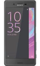 "Sony Xperia X schwarz 32GB LTE Android Smartphone ohne Simlock 5"" Display 23 MPX"