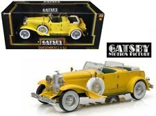 1934 Duesenberg II SJ The Great Gatsby Movie 2013 Diecast Car 1/18 by Greenlight