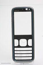 ORIGINALE Nokia 5630 FRONTCOVER GREY/BLUE A-cover guscio superiore GRIGIO/BLU chassis