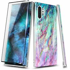 For Samsung Galaxy Note 10 / Note 10 Plus Slim TPU Case Cover + Screen Protector