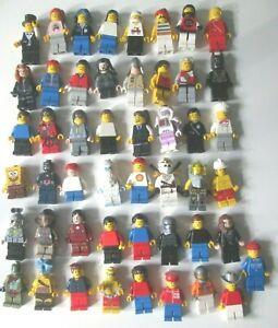 49 Lego  Assorted Mini Figures