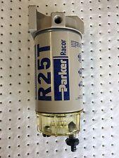 Genuine Parker Racor 245R10 Diesel/Gasoline fuel filter, 10 micron
