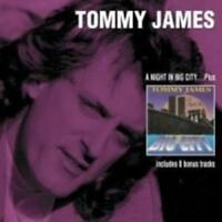 Tommy James - A Night In Big City... Plus (2011)  CD  NEW/SEALED  SPEEDYPOST