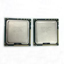 2x Intel Xeon X5690 3.46GHz 12MB 6-Cores 6.40GT/s LGA1366 SLBVX Matching Pair