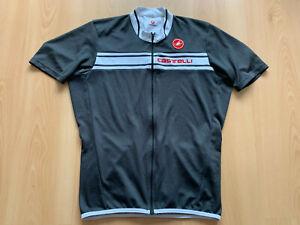 Castelli Fahrradtrikot Radtrikot Rad Trikot Cycling Jersey Shirt Wear XXXL