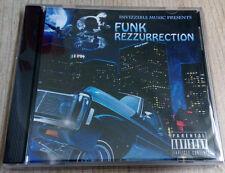 G-Funk Rezzurrection (2013) Dazzie Dee XL Middleton Big Tef KOG Talkbox Pewee