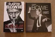 David Bowie - Nieoficjalna Biografia & Człowiek, który spadł na ziemię 2 BOOKS