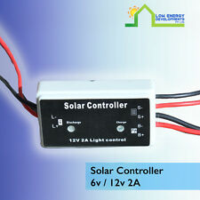 6V /12V Solar Charge controller, Aussie Seller, FREE FREIGHT
