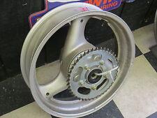 1994-1996 RF600R/1996-1999 GSF600S rear wheel with sprocket carrier