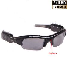 Mini 1280*960P HD SPY DVR Hidden Camera Sun Glasses DV Audio Video Recorders Cam