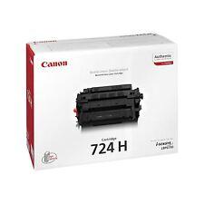 Original Canon Toner 724H CRG-724H Bk Black 3482B002 3482B011 A-Ware