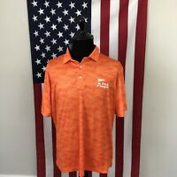 nwt PGA Jr League Temple Terrace Golf Polo Shirt men's LARGE new florida d840