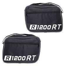 Kofferinnentaschen Gepäck und Taschen für BMW R1200RT Weißer Druck