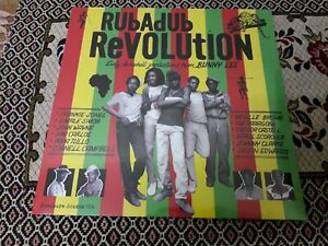 Rub A Dub Revolution , Various Artists ,  2 X LP , Pressure Sounds
