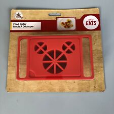 Disney Mickey Mouse Food Cutter Disney Eats Kitchen Accessories Tool Brand New