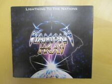 Lightning to the Nations Diamond, Head: