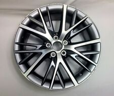 "Genuine Lexus GS300h, GS450h LUXURY Alloy Wheel Rim 19"" 8J, ET45, 5X114,3"