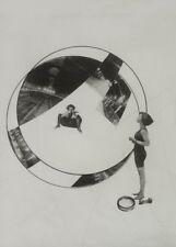 "LASZLO MOHOLY-NAGY ""Love Your Neighbour"" Reproduction Bauhaus Poster"