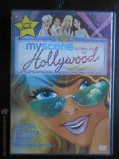 DVD MY SCENE ESTRELLAS DE HOLLYWOOD - BARBIE