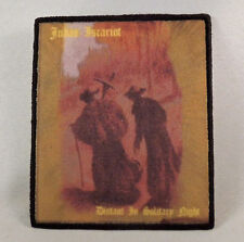 JUDAS ISCARIOT Distant In Solitary Night (Printed Small Patch) NEW