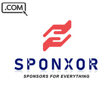 Sponxor.com - Premium Domain Name For Sale SPONSOR FINANCER DOMAIN NAME